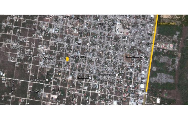 Foto de terreno comercial en venta en  , alfredo v bonfil, benito juárez, quintana roo, 1357541 No. 02