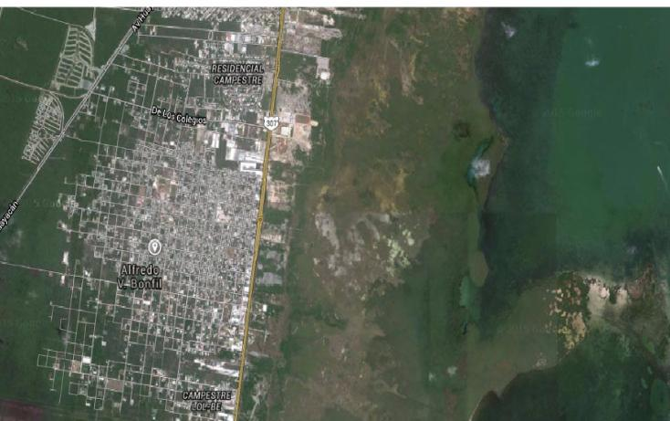 Foto de terreno comercial en venta en  , alfredo v bonfil, benito juárez, quintana roo, 1357541 No. 03