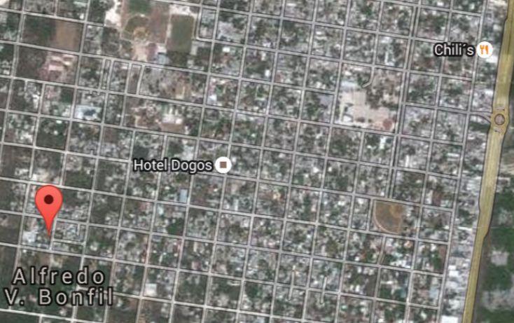 Foto de terreno habitacional en venta en, alfredo v bonfil, benito juárez, quintana roo, 1375877 no 02