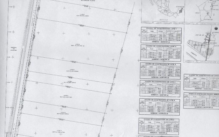 Foto de terreno comercial en venta en, alfredo v bonfil, benito juárez, quintana roo, 1392337 no 02