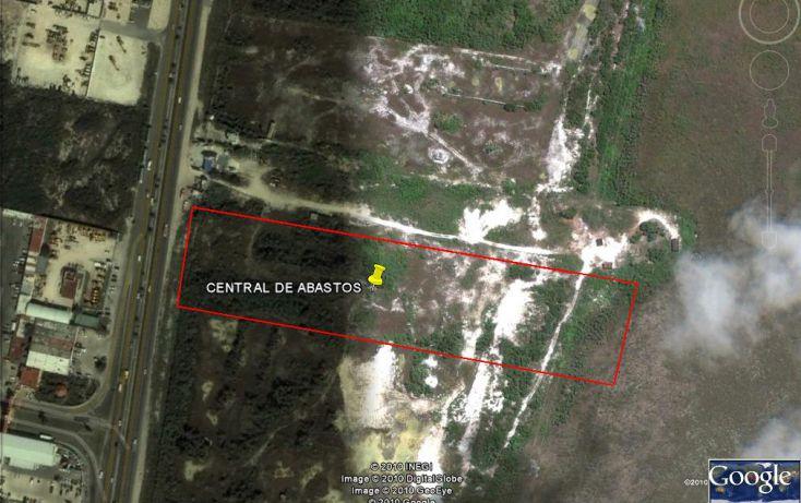 Foto de terreno comercial en venta en, alfredo v bonfil, benito juárez, quintana roo, 1392337 no 03