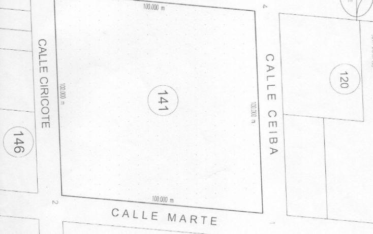 Foto de terreno habitacional en venta en, alfredo v bonfil, benito juárez, quintana roo, 1423787 no 01