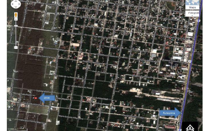 Foto de terreno habitacional en venta en, alfredo v bonfil, benito juárez, quintana roo, 1488615 no 02