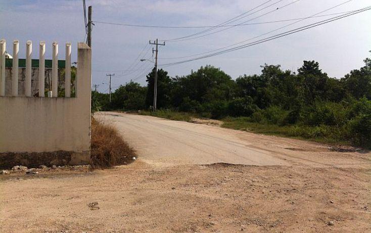 Foto de terreno habitacional en venta en, alfredo v bonfil, benito juárez, quintana roo, 1600810 no 02