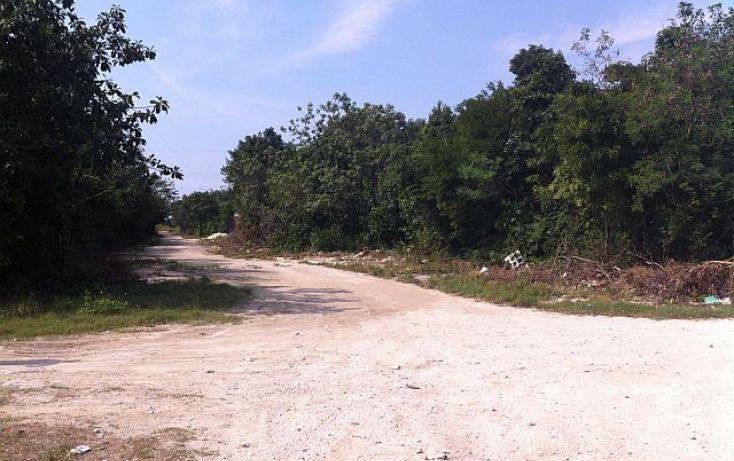 Foto de terreno habitacional en venta en, alfredo v bonfil, benito juárez, quintana roo, 1610044 no 05