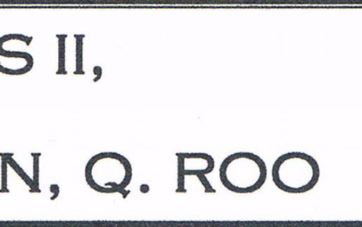 Foto de terreno comercial en venta en, alfredo v bonfil, benito juárez, quintana roo, 1682298 no 01