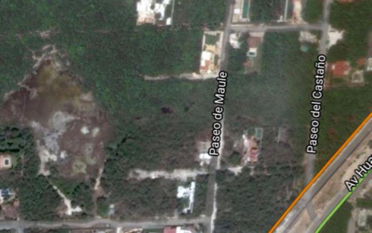 Foto de terreno habitacional en venta en, alfredo v bonfil, benito juárez, quintana roo, 1773242 no 02