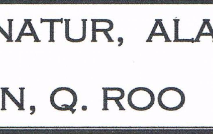 Foto de terreno comercial en venta en, alfredo v bonfil, benito juárez, quintana roo, 1814258 no 01