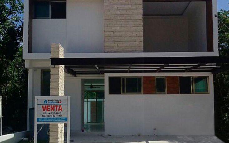 Foto de casa en venta en, alfredo v bonfil, benito juárez, quintana roo, 1961182 no 01