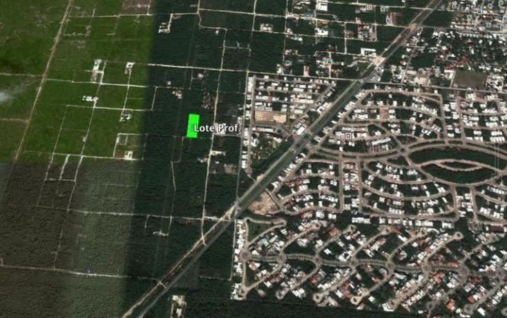 Foto de terreno habitacional en venta en, alfredo v bonfil, benito juárez, quintana roo, 1977446 no 03