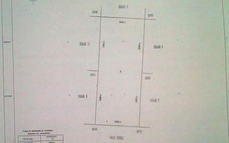 Foto de terreno habitacional en venta en, alfredo v bonfil, benito juárez, quintana roo, 1977446 no 04