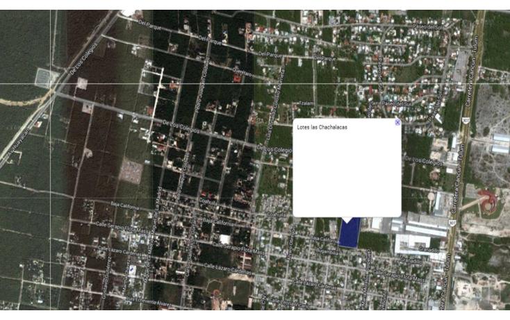 Foto de terreno comercial en venta en  , alfredo v bonfil, benito juárez, quintana roo, 1987050 No. 01