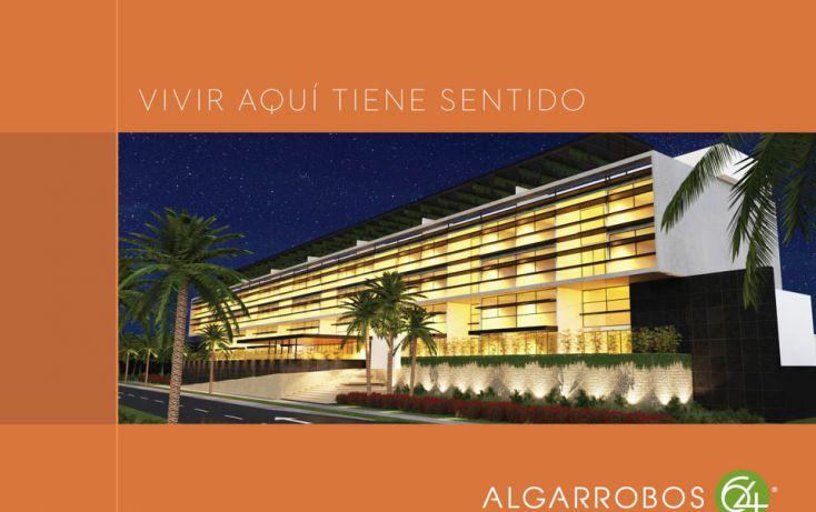 Foto de departamento en venta en, algarrobos desarrollo residencial, mérida, yucatán, 1048601 no 01