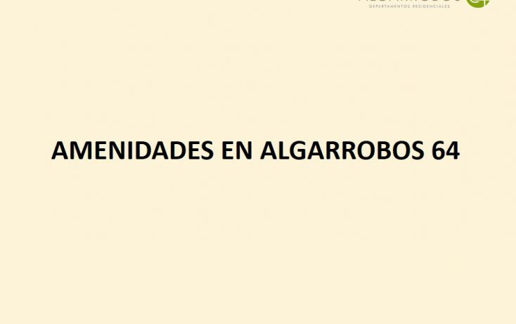 Foto de departamento en venta en, algarrobos desarrollo residencial, mérida, yucatán, 1048601 no 03