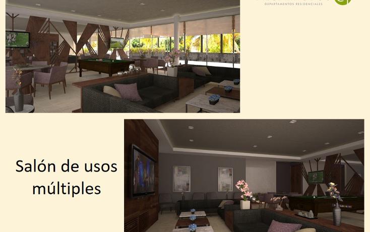Foto de departamento en venta en  , algarrobos desarrollo residencial, m?rida, yucat?n, 1048601 No. 06