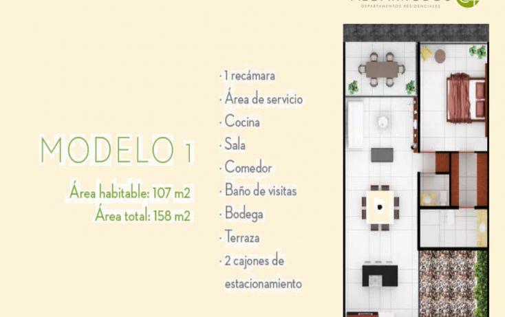 Foto de departamento en venta en, algarrobos desarrollo residencial, mérida, yucatán, 1048601 no 09