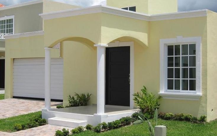 Foto de casa en venta en  , algarrobos desarrollo residencial, mérida, yucatán, 1064407 No. 01