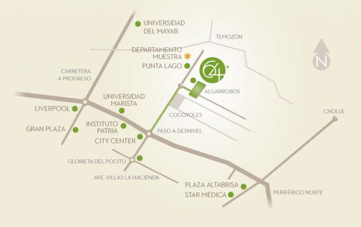Foto de departamento en venta en, algarrobos desarrollo residencial, mérida, yucatán, 1066677 no 14