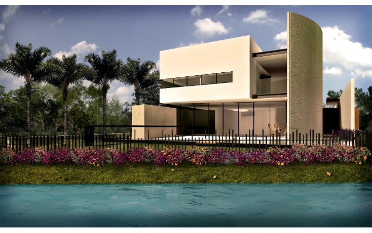 Foto de casa en venta en  , algarrobos desarrollo residencial, mérida, yucatán, 1083735 No. 01