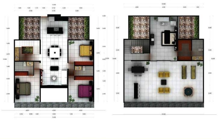 Foto de departamento en venta en  , algarrobos desarrollo residencial, mérida, yucatán, 1097075 No. 09