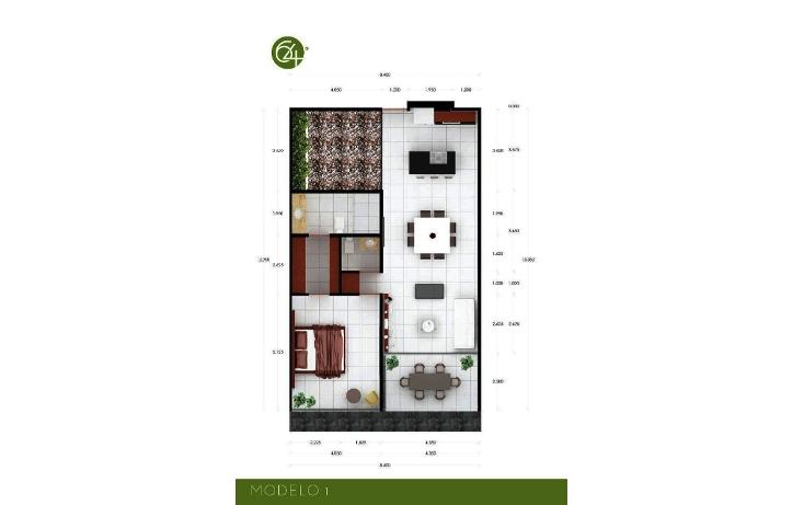 Foto de departamento en venta en  , algarrobos desarrollo residencial, m?rida, yucat?n, 1097077 No. 06