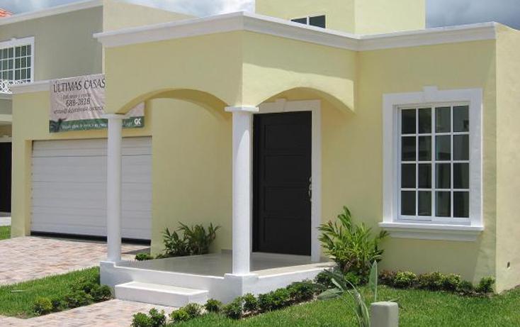Foto de casa en venta en  , algarrobos desarrollo residencial, mérida, yucatán, 1128391 No. 01