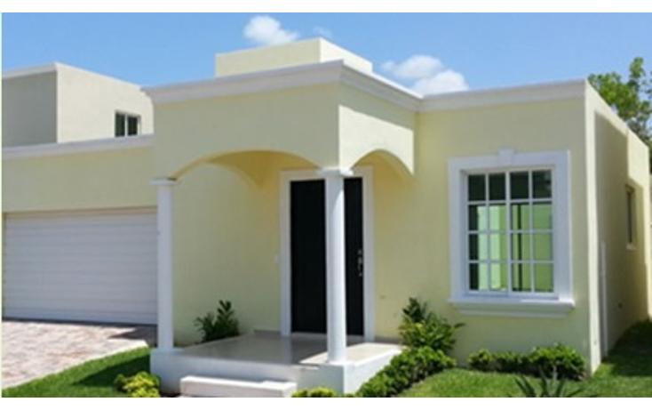 Foto de casa en venta en  , algarrobos desarrollo residencial, mérida, yucatán, 1134033 No. 01
