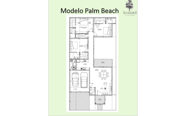 Foto de casa en venta en  , algarrobos desarrollo residencial, m?rida, yucat?n, 1170695 No. 02