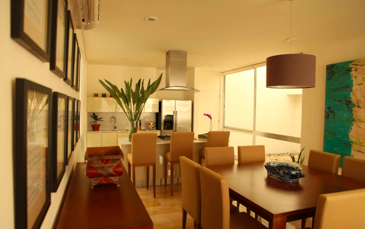 Foto de departamento en venta en  , algarrobos desarrollo residencial, mérida, yucatán, 1193579 No. 05