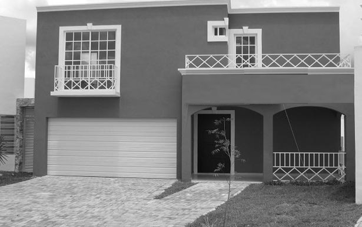 Foto de casa en venta en  , algarrobos desarrollo residencial, mérida, yucatán, 1260357 No. 01