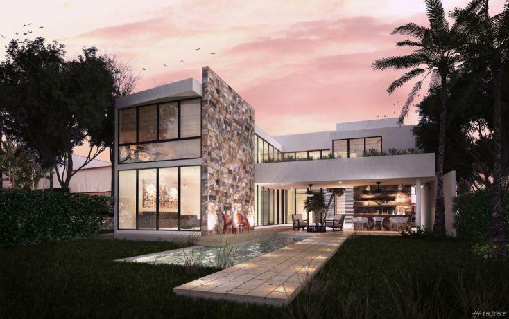 Foto de casa en venta en, algarrobos desarrollo residencial, mérida, yucatán, 1282807 no 01