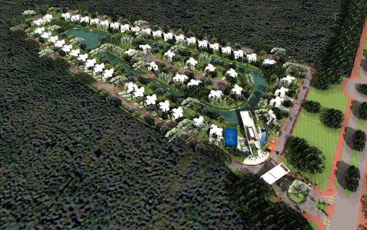 Foto de terreno habitacional en venta en  , algarrobos desarrollo residencial, mérida, yucatán, 1289789 No. 04