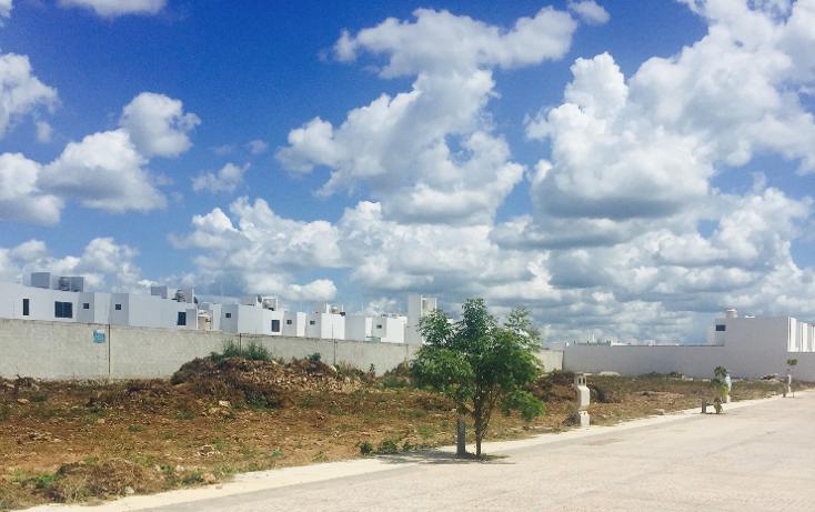 Foto de terreno habitacional en venta en  , algarrobos desarrollo residencial, m?rida, yucat?n, 1404717 No. 01