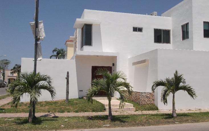 Foto de casa en venta en  , algarrobos desarrollo residencial, m?rida, yucat?n, 1417101 No. 01