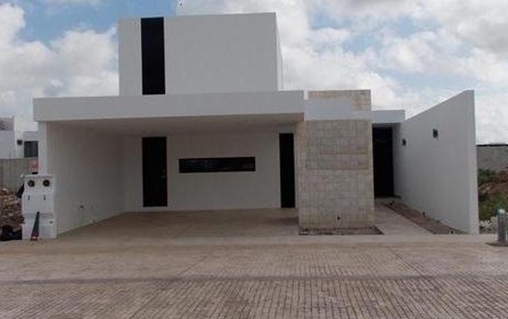 Foto de casa en venta en  , algarrobos desarrollo residencial, mérida, yucatán, 1451443 No. 01