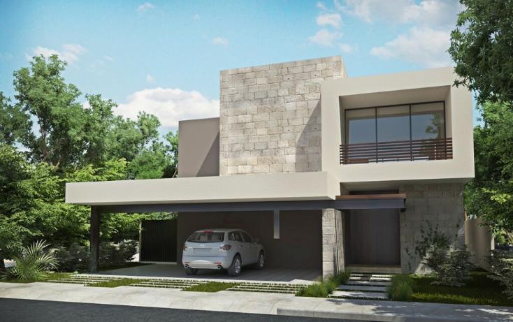 Foto de casa en condominio en venta en  , algarrobos desarrollo residencial, mérida, yucatán, 1453455 No. 05