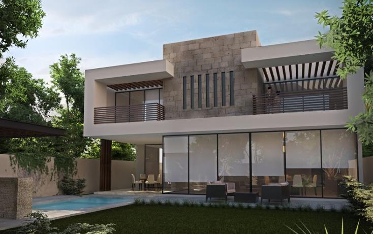Foto de casa en venta en  , algarrobos desarrollo residencial, m?rida, yucat?n, 1453455 No. 08