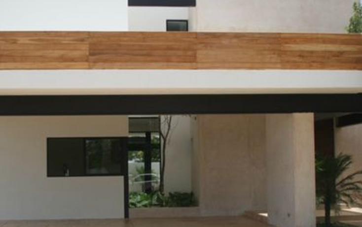 Foto de casa en venta en  , algarrobos desarrollo residencial, mérida, yucatán, 1525497 No. 01