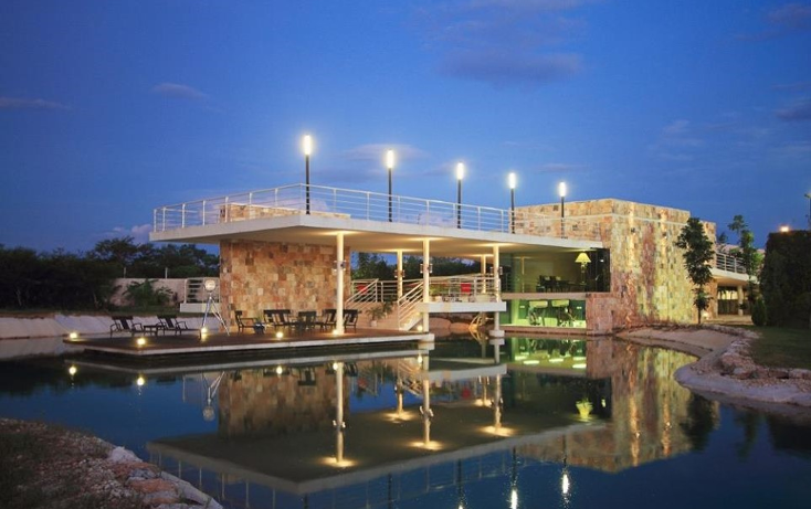 Foto de terreno habitacional en venta en  , algarrobos desarrollo residencial, mérida, yucatán, 1661758 No. 02