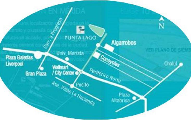 Foto de terreno habitacional en venta en, algarrobos desarrollo residencial, mérida, yucatán, 1661758 no 05