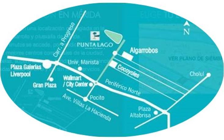 Foto de terreno habitacional en venta en  , algarrobos desarrollo residencial, mérida, yucatán, 1661758 No. 05