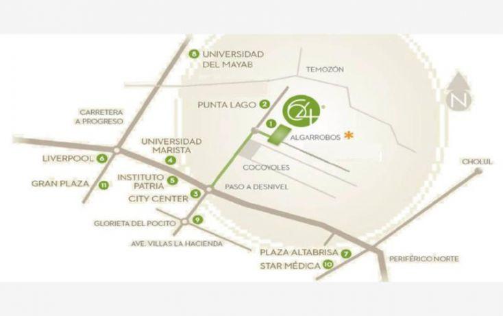 Foto de departamento en venta en, algarrobos desarrollo residencial, mérida, yucatán, 1766702 no 02
