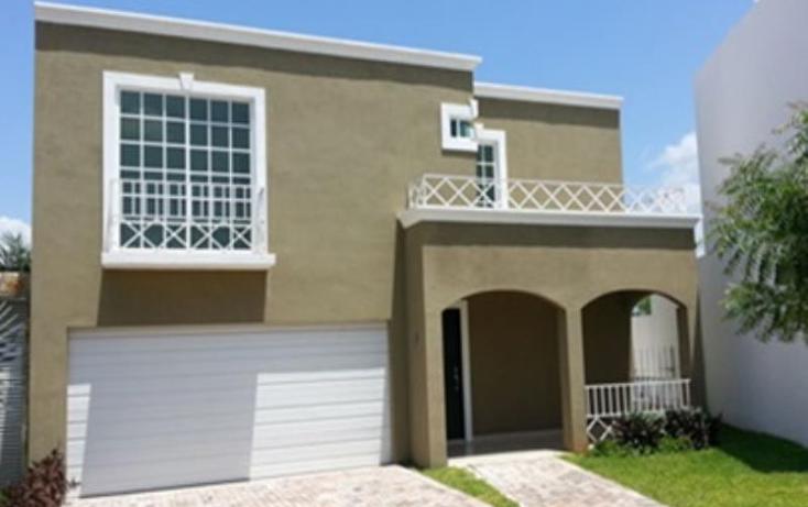 Foto de casa en venta en  , algarrobos desarrollo residencial, m?rida, yucat?n, 1766722 No. 01