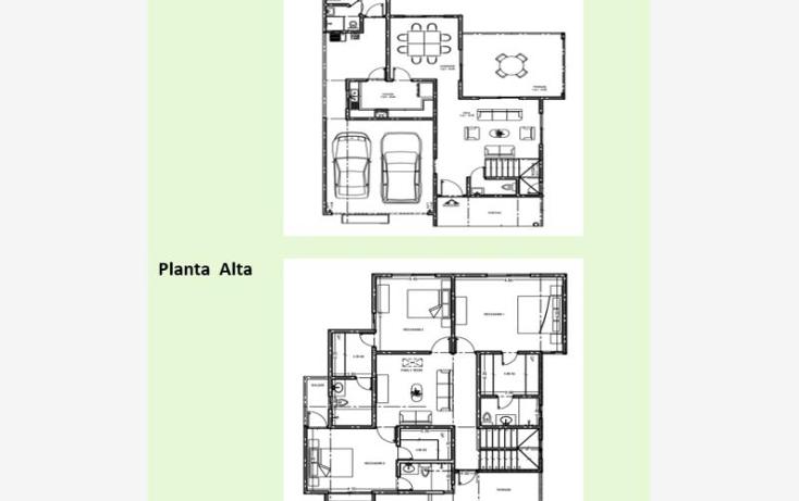 Foto de casa en venta en  , algarrobos desarrollo residencial, m?rida, yucat?n, 1766722 No. 02