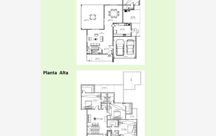 Foto de casa en venta en  , algarrobos desarrollo residencial, m?rida, yucat?n, 1766734 No. 02