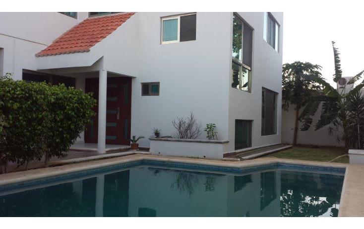 Foto de casa en venta en  , algarrobos desarrollo residencial, mérida, yucatán, 1910431 No. 01