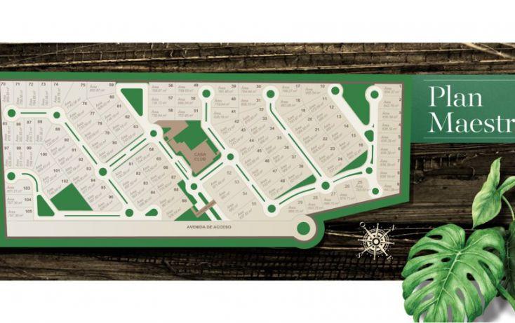 Foto de terreno habitacional en venta en, algarrobos desarrollo residencial, mérida, yucatán, 2037048 no 03