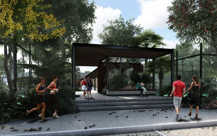 Foto de terreno habitacional en venta en, algarrobos desarrollo residencial, mérida, yucatán, 2037048 no 05