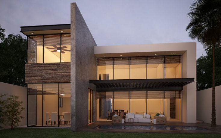 Foto de casa en venta en, algarrobos desarrollo residencial, mérida, yucatán, 2042473 no 02