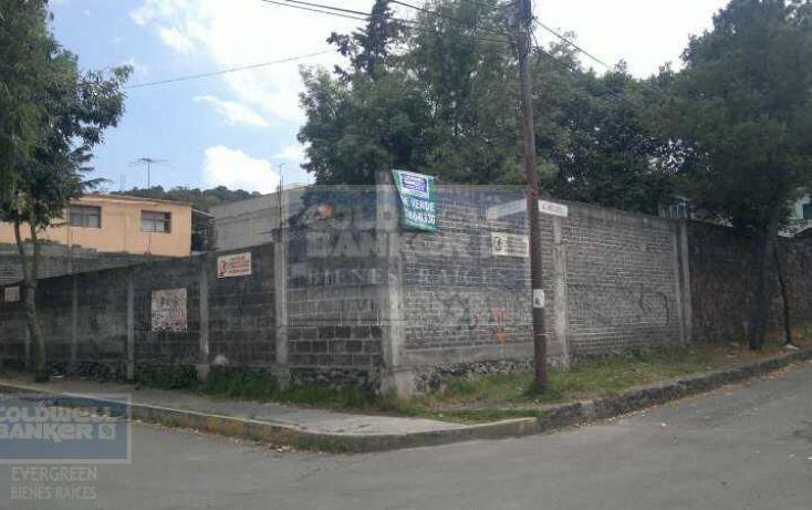 Foto de terreno habitacional en venta en alhelies 84, mirador i, tlalpan, df, 1656717 no 01